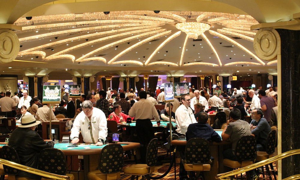Casino security surveillance system